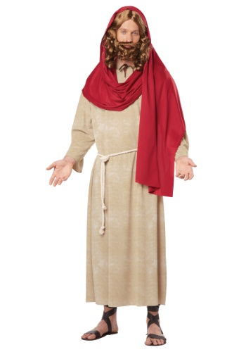 Click Here to buy Adult Jesus Christ Costume from HalloweenCostumes, CDN Funds & Shipping