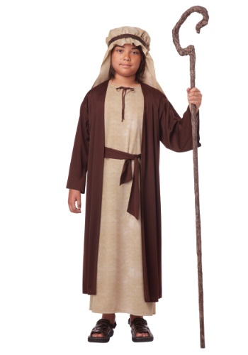 Click Here to buy Boys Saint Joseph Costume from HalloweenCostumes, CDN Funds & Shipping