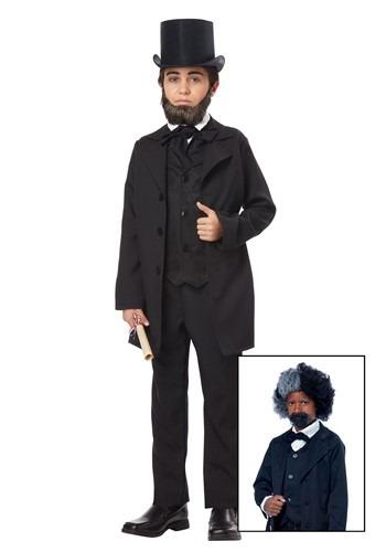 Boys Abraham Lincoln Costume