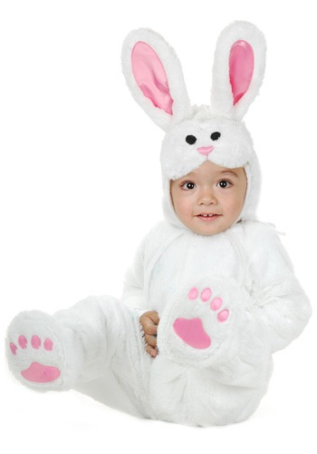 Click Here to buy Little Spring Bunny Costume from HalloweenCostumes, CDN Funds & Shipping