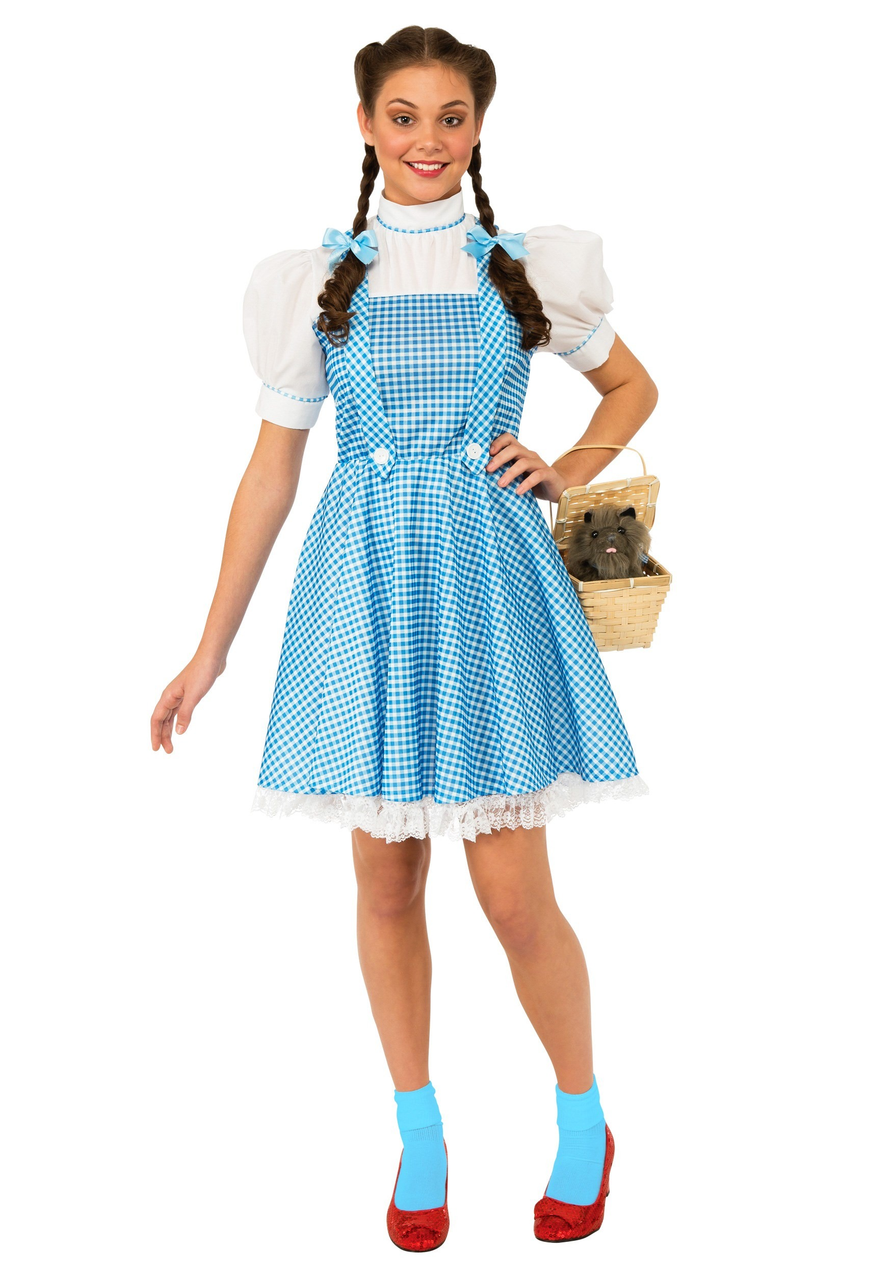 Womens Adult Dorothy Costume  sc 1 st  Halloween Costumes & Womenu0027s Costumes