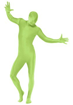 Adult Green Man Costume