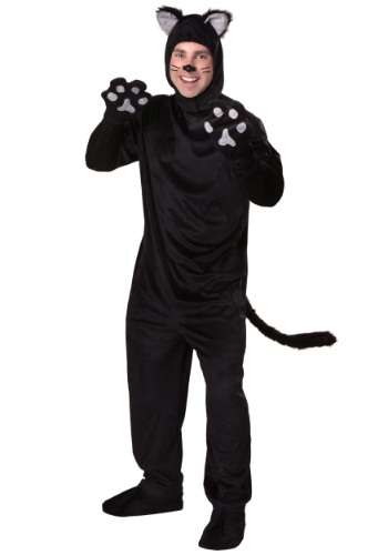 Click Here to buy Plus Size Black Cat Costume from HalloweenCostumes, CDN Funds & Shipping
