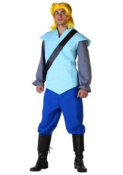 Plus Size John Smith Costume
