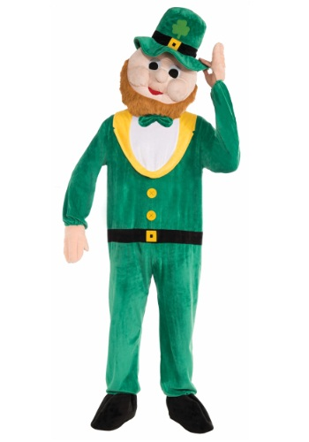 Click Here to buy Leprechaun Mascot Costume from HalloweenCostumes, CDN Funds & Shipping