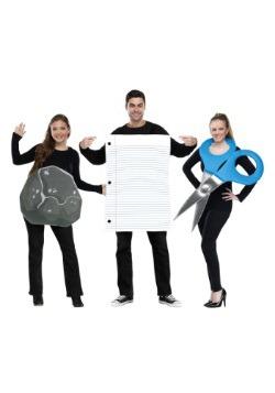 Rock, Paper, Scissors Adult Costume