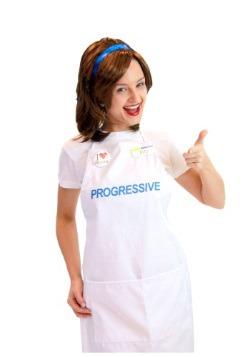 Progressive Flo Costume Set