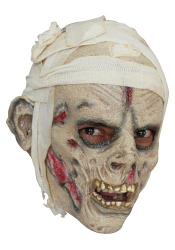 Child Scary Mummy Mask