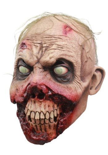 Click Here to buy Rotten Gums Zombie Mask from HalloweenCostumes, CDN Funds & Shipping