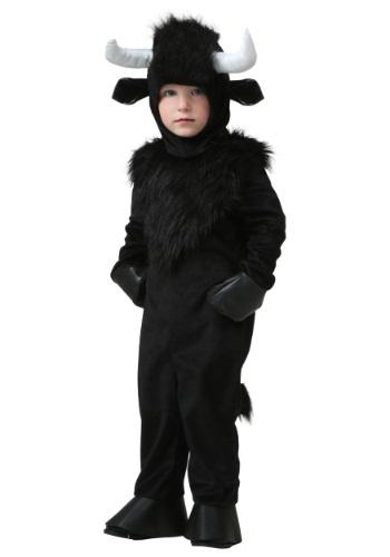 Toddler Bull Costume
