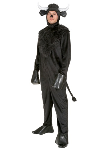 Click Here to buy Adult Bull Costume from HalloweenCostumes, CDN Funds & Shipping