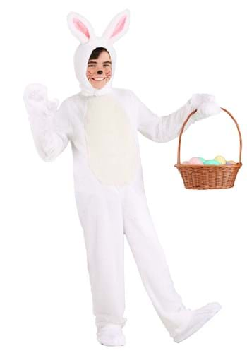 Click Here to buy Kids White Bunny Costume from HalloweenCostumes, CDN Funds & Shipping