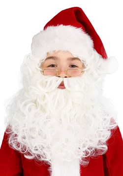 Child Santa Wig and Beard