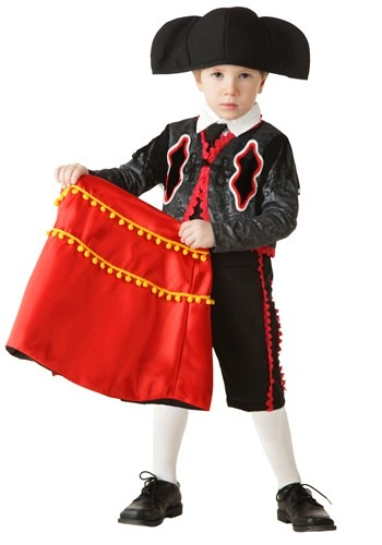 Click Here to buy Toddler Matador Costume   Costume from HalloweenCostumes, CDN Funds & Shipping