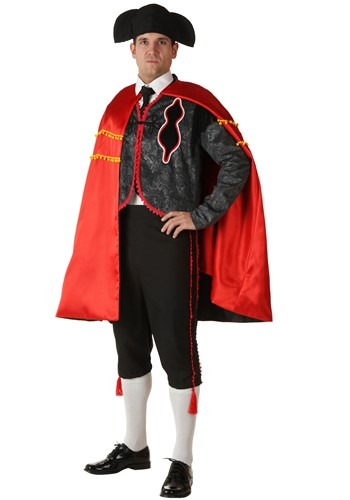 Click Here to buy Plus Size Matador Costume from HalloweenCostumes, CDN Funds & Shipping