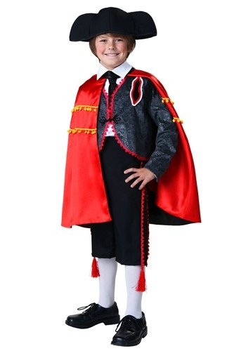 Click Here to buy Kids Matador Costume from HalloweenCostumes, CDN Funds & Shipping