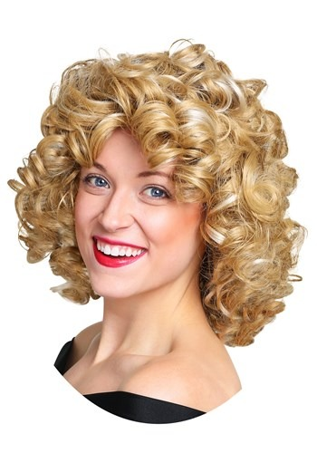 Click Here to buy Womens Grease Bad Sandy Wig from HalloweenCostumes, CDN Funds & Shipping