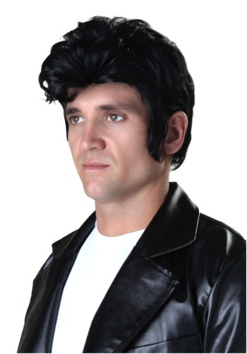 Click Here to buy Deluxe Grease Adult Danny Wig from HalloweenCostumes, CDN Funds & Shipping