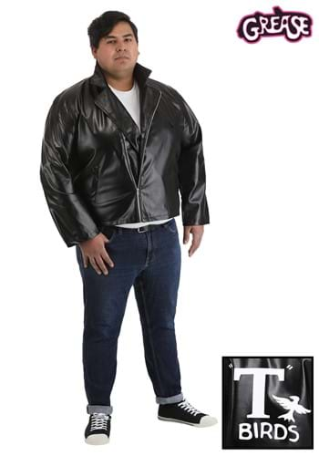 Grease Plus Size T-Birds Jacket Costume update1