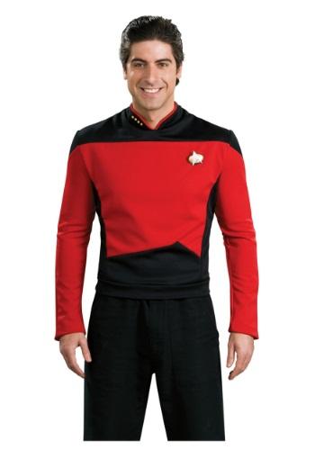 Star Trek: TNG Adult Deluxe Commander Uniform