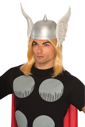 Click Here to buy Adult Thor Helmet from HalloweenCostumes, CDN Funds & Shipping