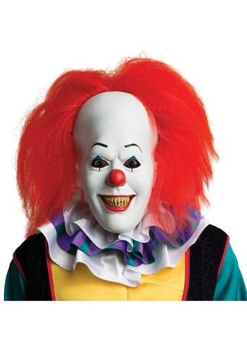 Click Here to buy Pennywise Mask from HalloweenCostumes, CDN Funds & Shipping