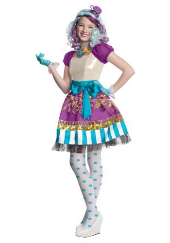 Ever After High Girls Madeline Hatter Costume