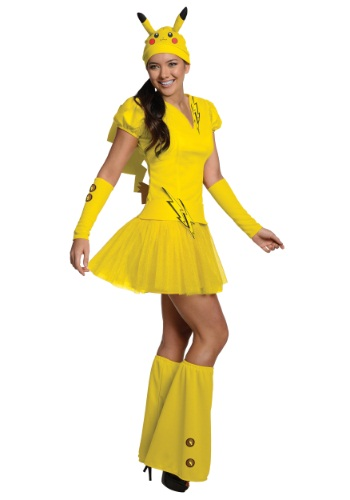 Womens Pikachu Costume