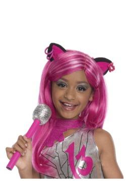 Monster High Catty Noir Wig