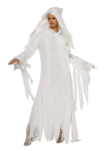 Click Here to buy Ghostly Spirit Womens Costume from HalloweenCostumes, CDN Funds & Shipping