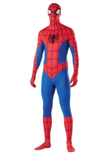 Click Here to buy Amazing Spider-Man 2 Second Skin Suit from HalloweenCostumes, CDN Funds & Shipping