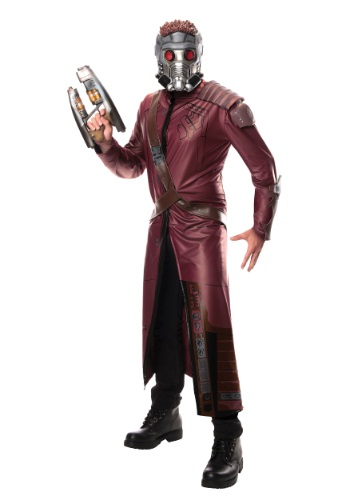 Deluxe Adult Star Lord Costume
