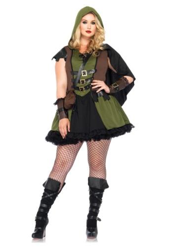Darling Robin Hood Plus Size Costume