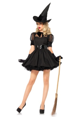 Click Here to buy Adult Bewitching Beauty Costume from HalloweenCostumes, CDN Funds & Shipping
