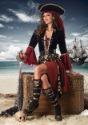 Cruel Seas Captain Adult Costume Front