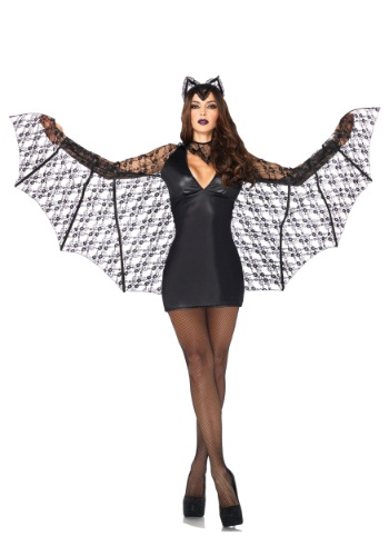 Click Here to buy Moonlight Bat Costume from HalloweenCostumes, CDN Funds & Shipping