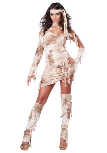 Womens Mystical Mummy Costume
