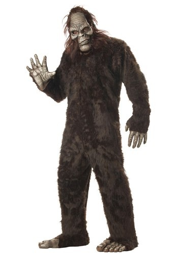 Click Here to buy Bigfoot Plus Size Costume from HalloweenCostumes, CDN Funds & Shipping