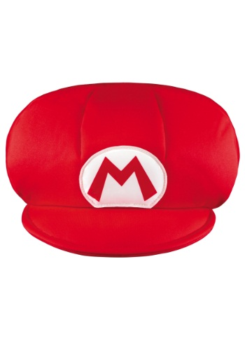 Click Here to buy Kids Mario Hat from HalloweenCostumes, CDN Funds & Shipping