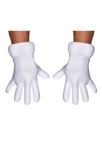 Click Here to buy Adult Super Mario Hands from HalloweenCostumes, CDN Funds & Shipping