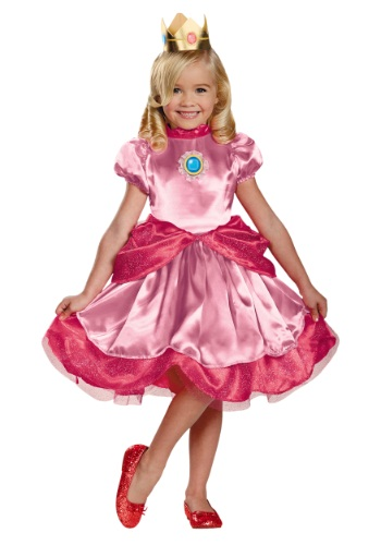 Toddler Princess Peach Costume