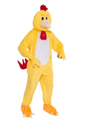 Promotional Chicken Mascot Costume