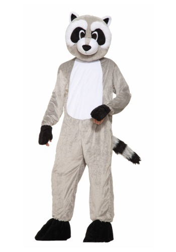Click Here to buy Rickey Raccoon Mascot Costume from HalloweenCostumes, CDN Funds & Shipping