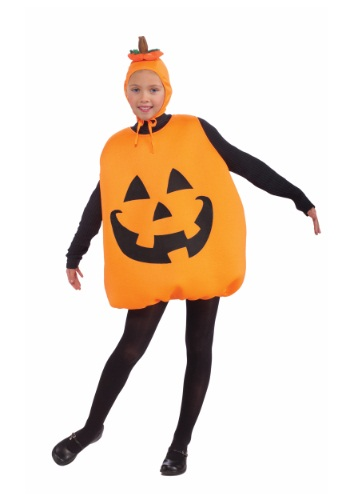 Click Here to buy Kids Jack O Lantern Costume from HalloweenCostumes, CDN Funds & Shipping