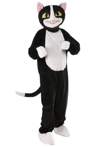 Catnip the Cat Mascot Costume