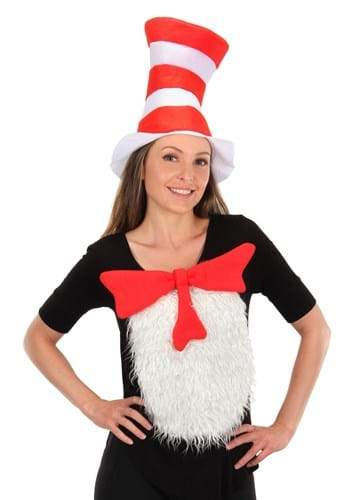 Click Here to buy Kid Cat in the Hat Insta-Tux Kit from HalloweenCostumes, CDN Funds & Shipping