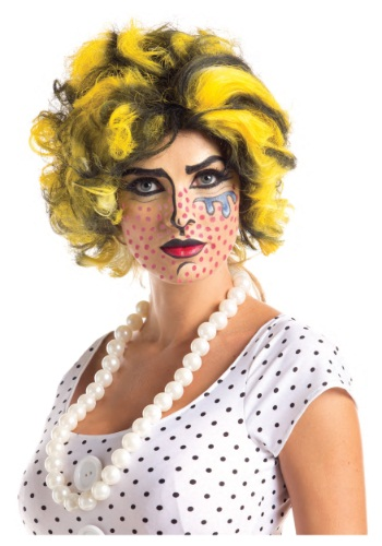 Pop Art Wig