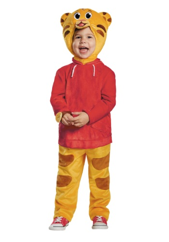 Daniel Tiger Deluxe Toddler