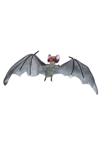 Wing flapping bat for Animated flying bat decoration