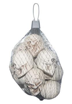 Bag of 12 Skulls
